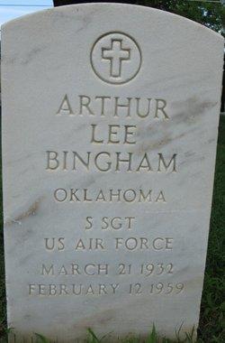 Arthur Lee Bingham