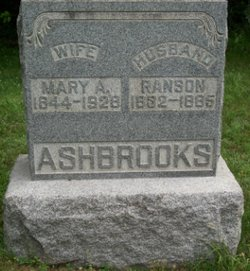 Ransom Ashbrooks
