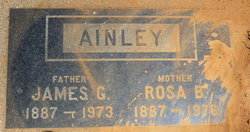 Rosa B Ainley