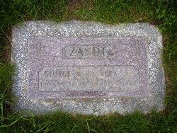 Vera Olive <I>Hoisington</I> Zandt