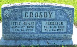 Fredrick Crosby
