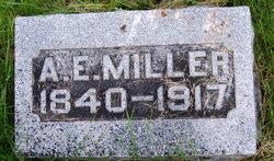 "Alonzo Enoch ""Lon"" Miller"