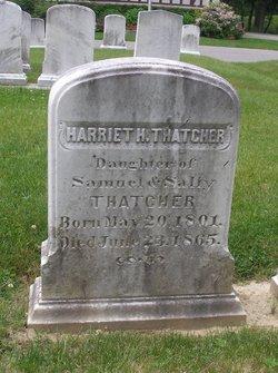 Harriet H. Thatcher