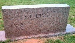 Mary Edna <I>Carroll</I> Anderson