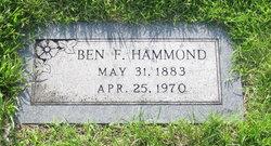 Ben F Hammond