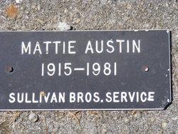 Mattie Austin