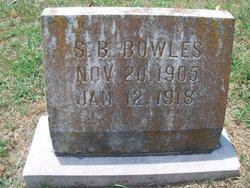 S. B. Bowles