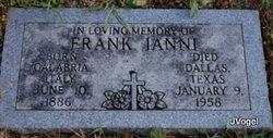 Frank Ianni