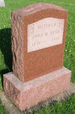 Anna M. Burr