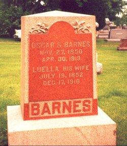 Sarah Luella <I>Tullis</I> Barnes