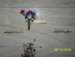 Belva L Baker