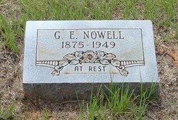 George Eugene Nowell