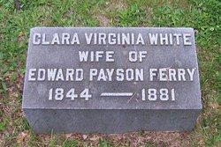 Clara Virginia <I>White</I> Ferry