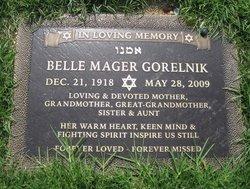 Belle <I>Mager</I> Gorelink