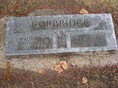 Thelma <I>Larsen</I> Corbridge