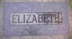Elizabeth <I>Cooper</I> Butcher
