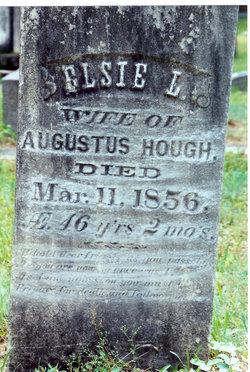 Elsie Louisa <I>Wiggins</I> Hough