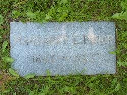 Margaret E <I>Crisswell</I> Minor