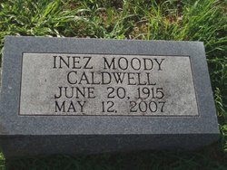 Inez Hilda <I>Moody</I> Caldwell
