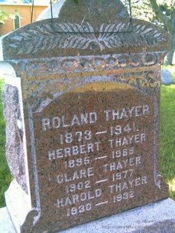 Herbert Roland Thayer