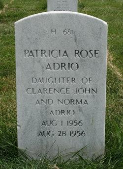 Patricia Rose Adrio