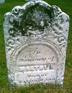 Marthy Ann Thayer