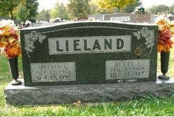 """Melvin G. """"Mel"""" Lieland"""