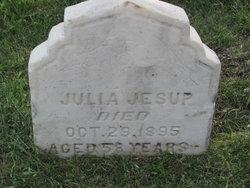 Julia B <I>Thomas</I> Jesup