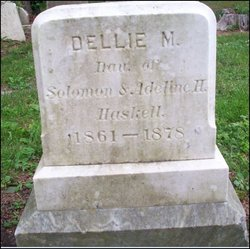 Dellie M. Haskell