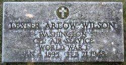 Lester Arlow Wilson