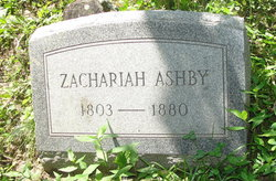 Zachariah Ashby