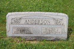 Annie A Anderson