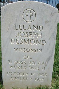 Leland Joseph Desmond