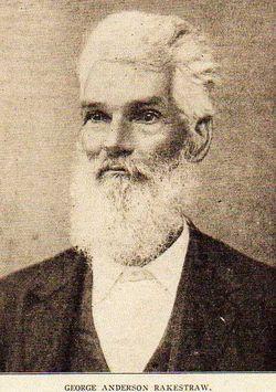 George Anderson Rakestraw