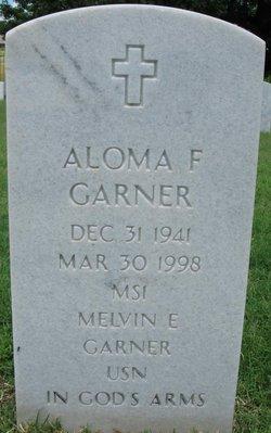 Aloma Faye Garner