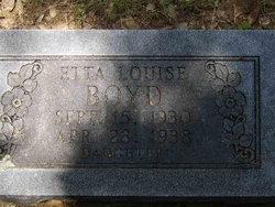 Etta Louise Boyd