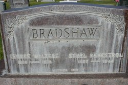 Ethel Louise <I>Borgstrom</I> Bradshaw
