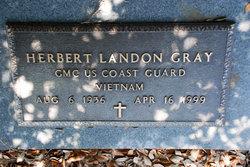 Herbert Landon Gray