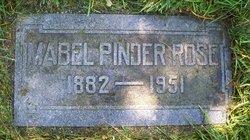 Mabel Lucy <I>Pinder</I> Rose