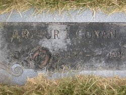 Arthur T Cowan