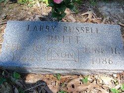 Larry Russell Britt