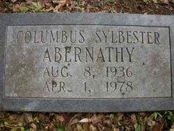 Columbus Sylbester Abernathy
