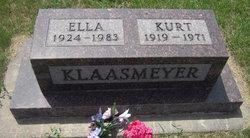 Kurt J. Klaasmeyer