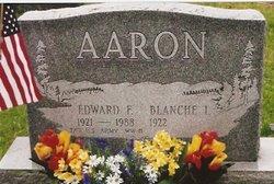 Edward Francis Aaron