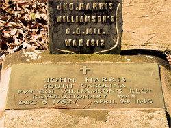 Dr John Harris II