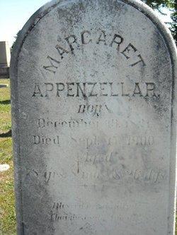 Margaret Appenzellar