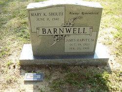 Mary Kathleen <I>Shouff</I> Barnwell