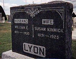Fanny Susan <I>Kinnick</I> Lyon