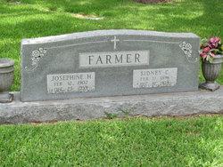 Josephine Helen <I>Canatella</I> Farmer