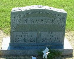 Laura H. <I>Kirchmer</I> Stamback